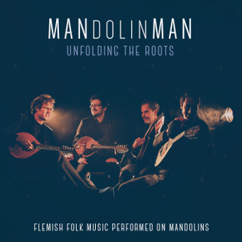 EUCD2705 MANdolinMAN - Unfolding The Roots