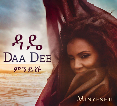 Minyeshu - Daa Dee - CD Cover.
