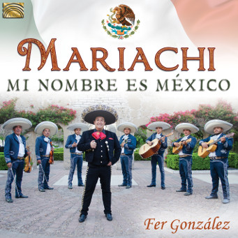 Mariachi by Fer González - CD Cover.
