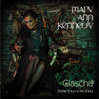 Glaschu – Hometown Love Song - Mary Ann Kennedy - CD Cover.