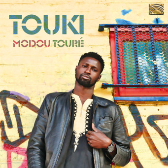MODOU TOURÉ - TOUKI - A Journey - CD Cover.