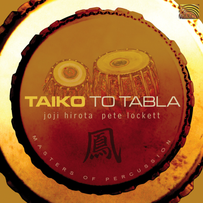 EUCD1856 Taiko to Tabla