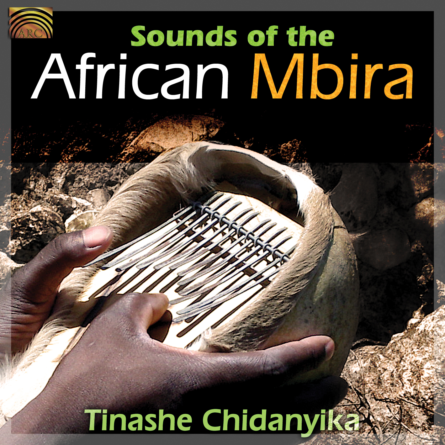 EUCD2233 Sounds of the African Mbira