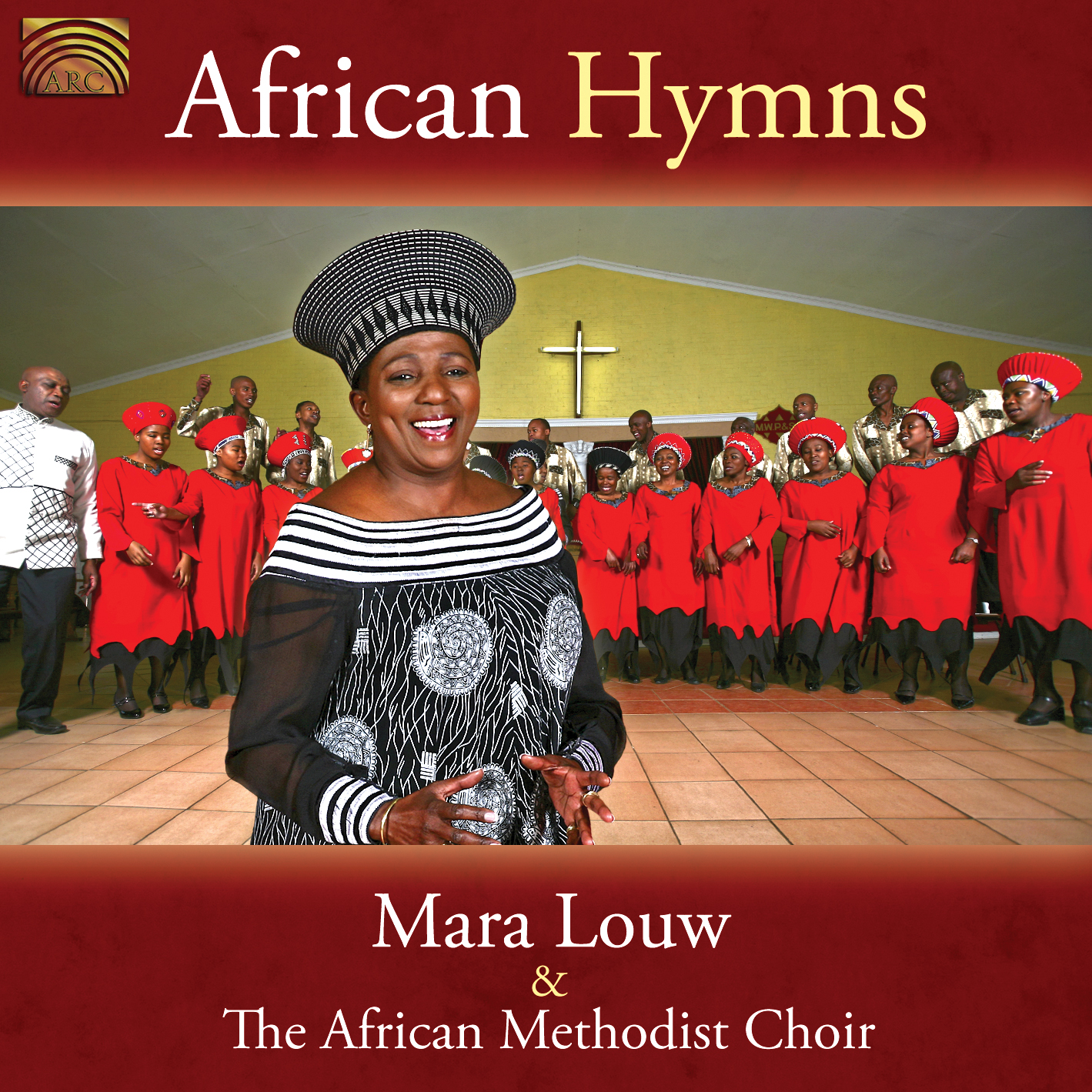 EUCD2249 African Hymns - Mara Louw & The African Method