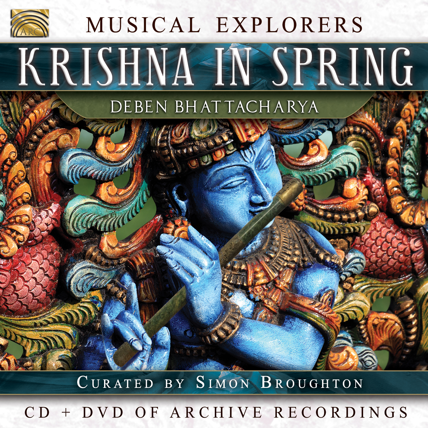 EUCD2745 Musical Explorers Krishna In Spring