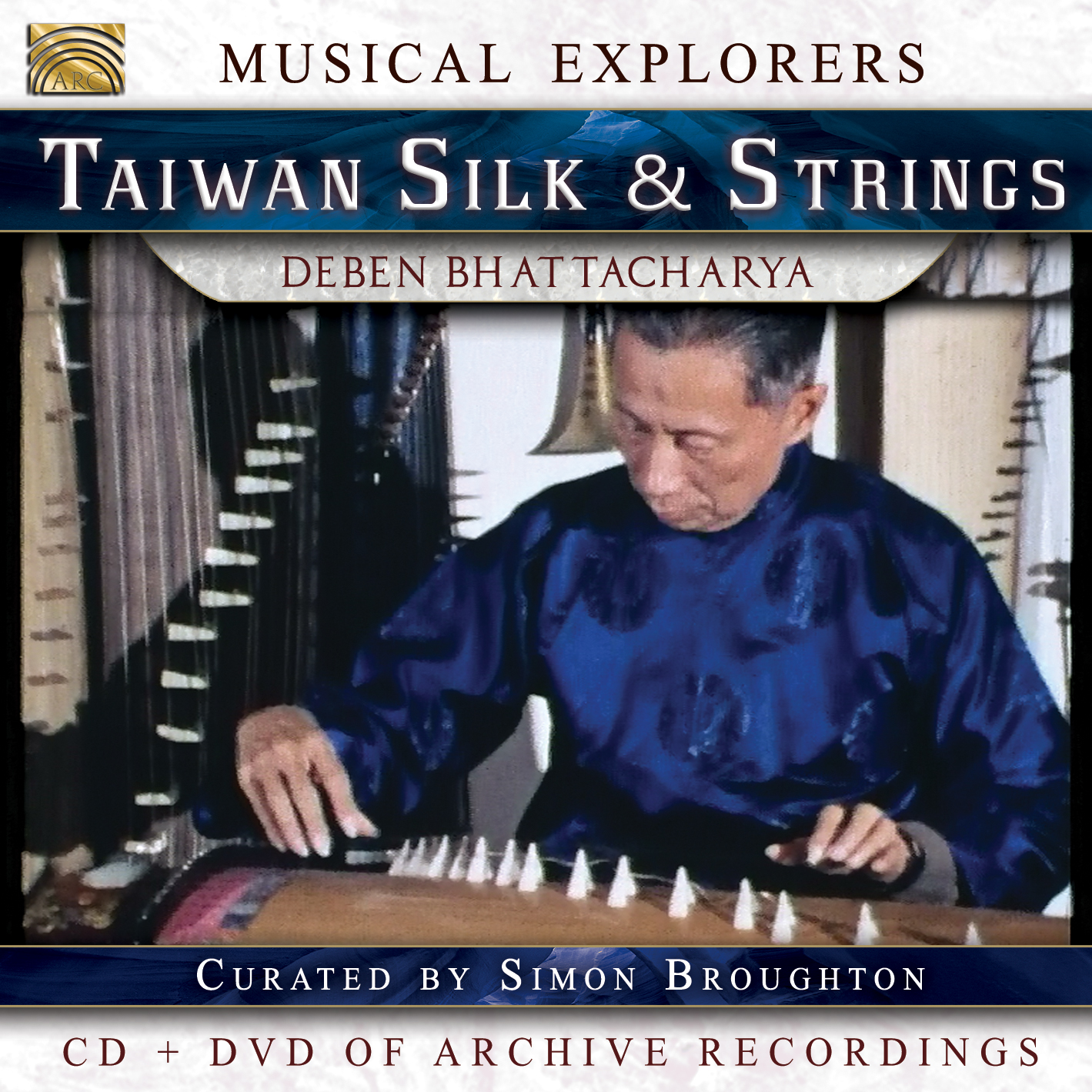EUCD2773 Musical Explorers - Taiwan Silk & Strings
