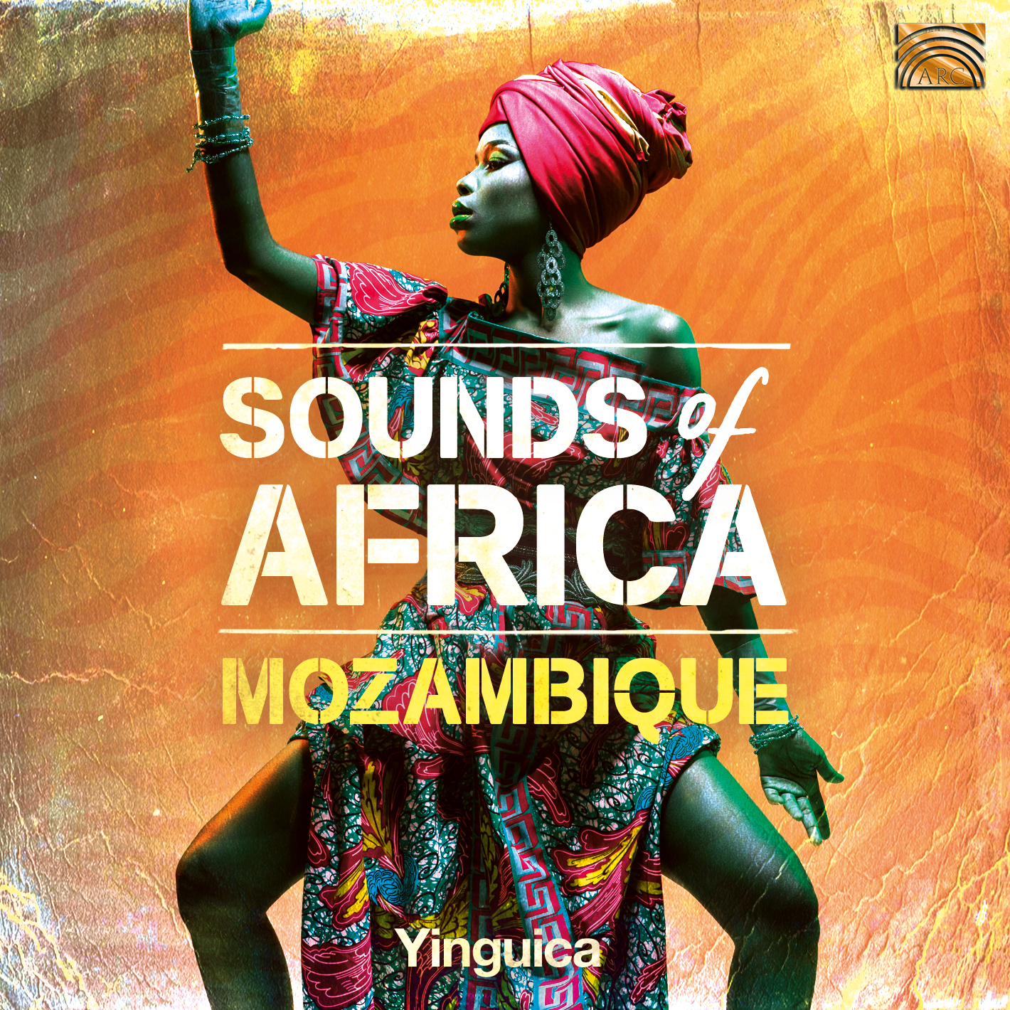 EUCD2868 Sounds of Africa - Mozambique