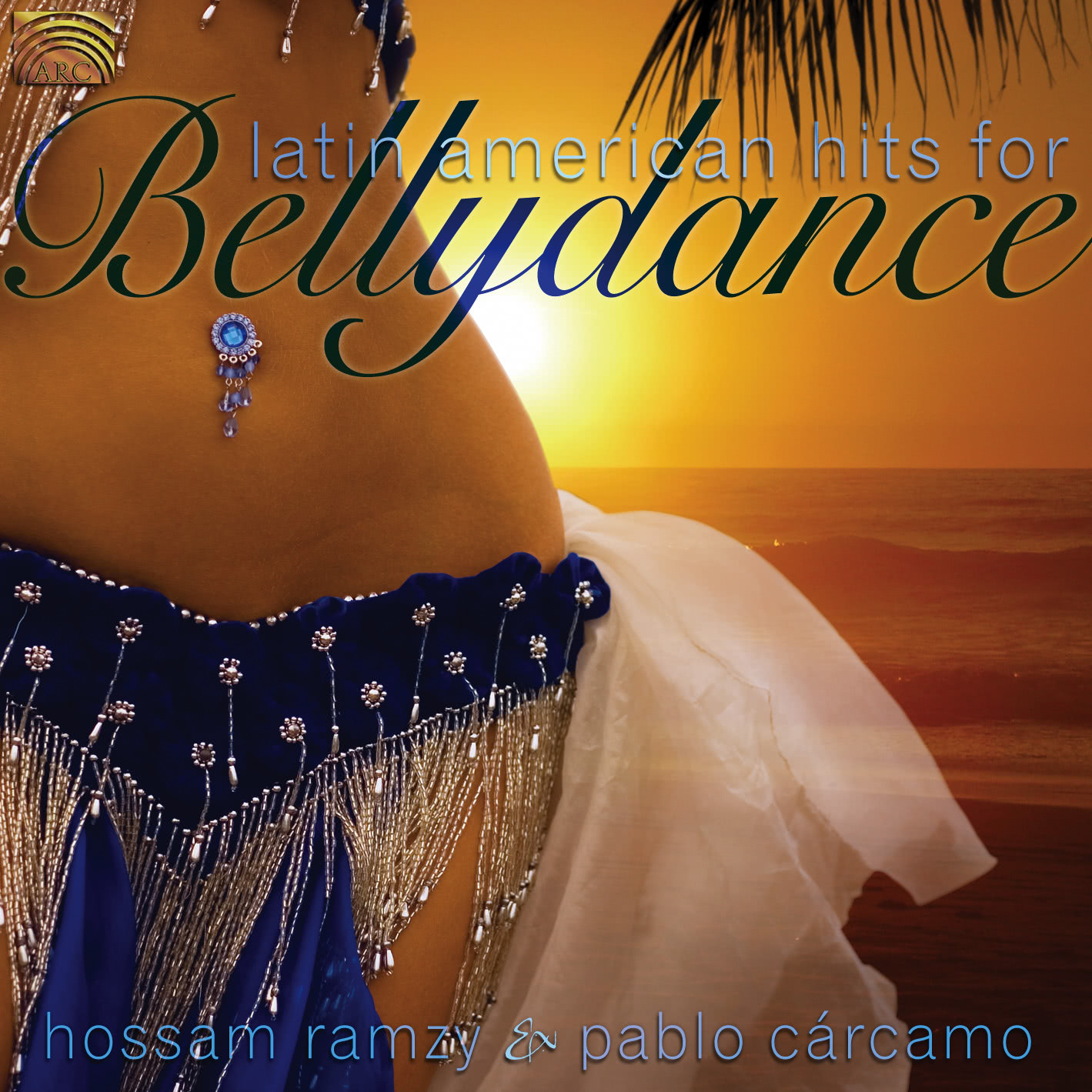 EUCD2059 Latin American Hits for Bellydance
