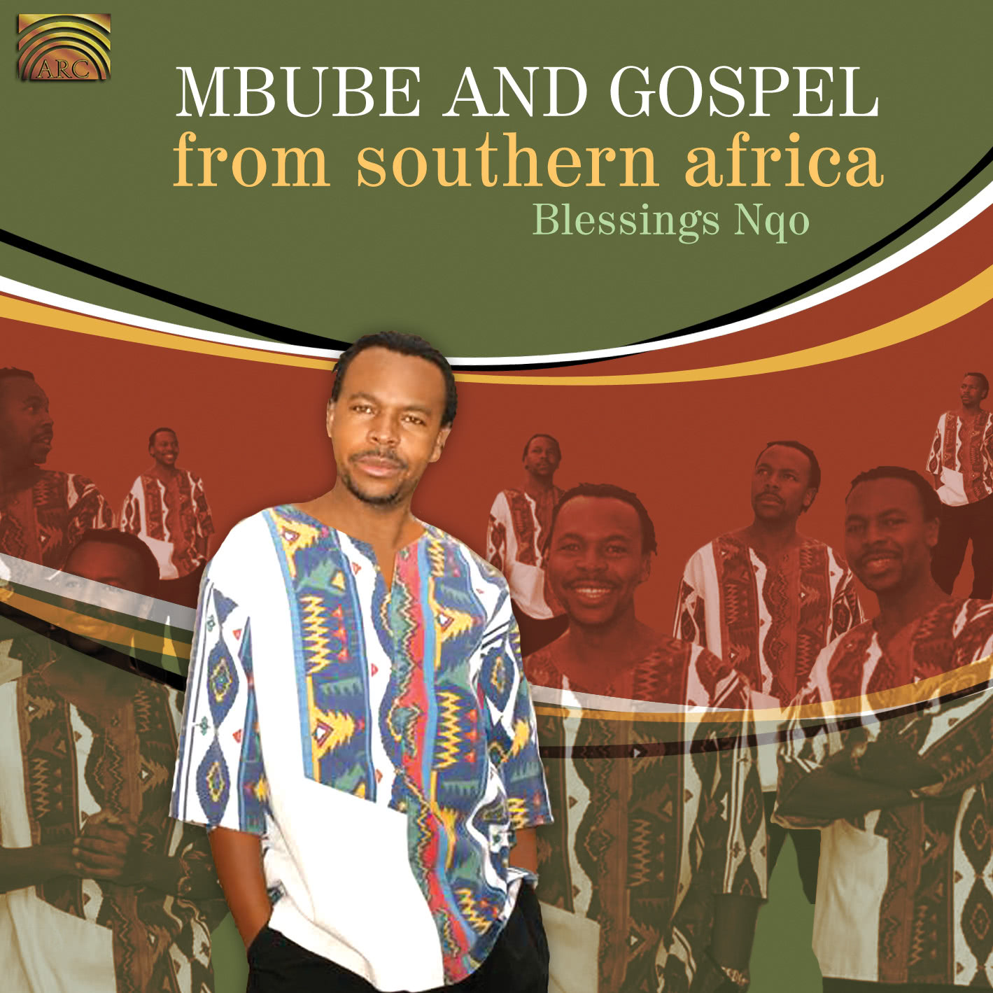 EUCD2199 Mbube and Gospel from Southern Africa