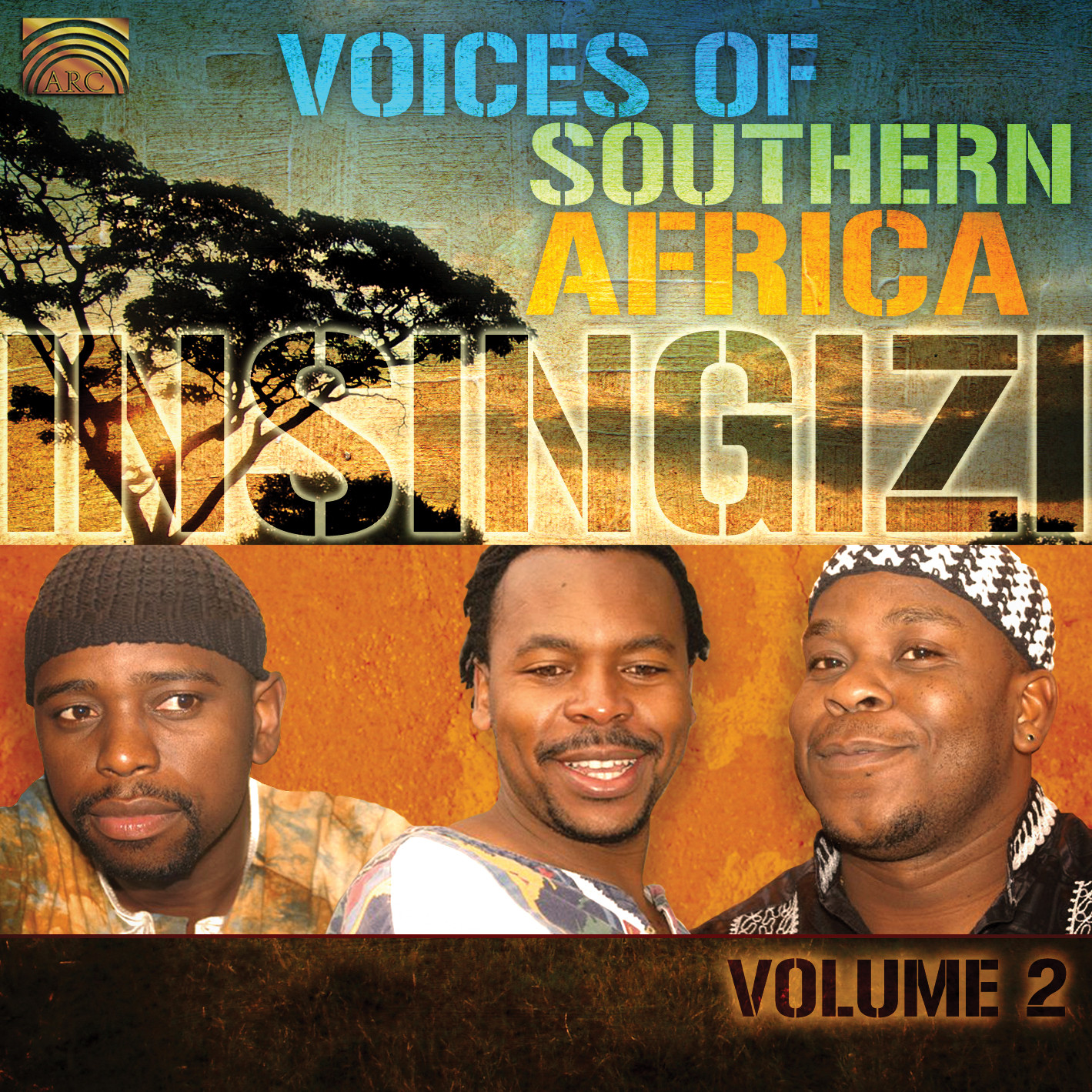 EUCD2243 Voices of Southern Africa, Vol. 2