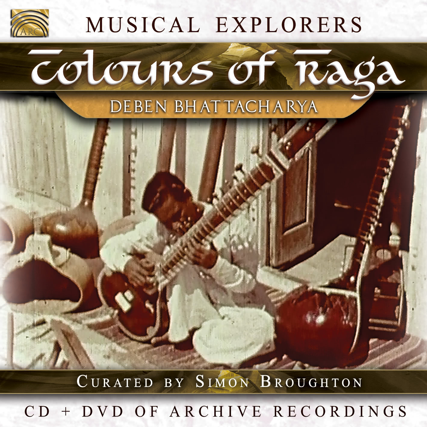 EUCD2730 Musical Explorers - Colours Of Raga