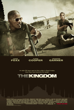The Kingdom Movie poster image